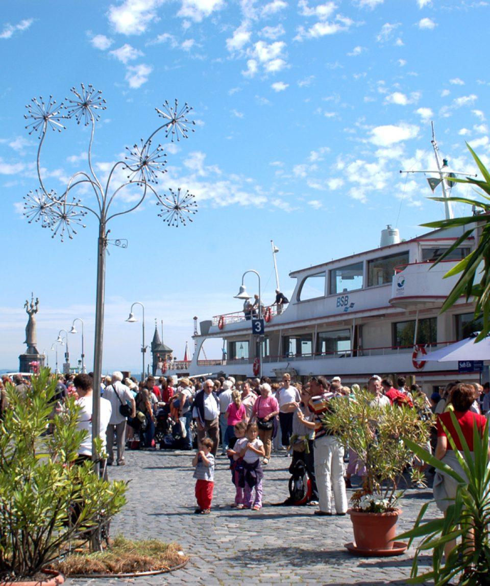 Konstanz-Im Hafen Foto: Marketing und Tourismus Konstanz GmbH