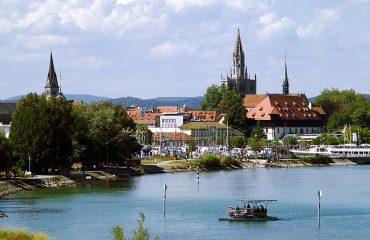 Konstanz-Blick auf die Stadt Foto: Marketing und Tourismus Konstanz GmbH