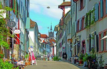 Basel Altstadt Foto: Birgit Böllinger/pixabay.de