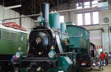 Bayrisches Eisenbahnmuseum Foto: Luetzel