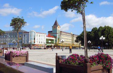 Hanseplatz in Königsberg_Foto_DNV-Tours