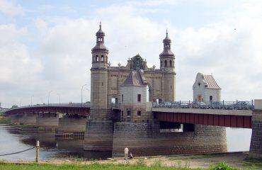 Königin Luisen Brücke in Tilsit_Foto_DNV-Tours
