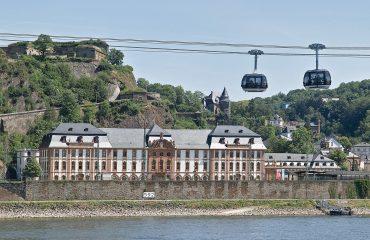 Schloss Philippsburg Koblenz Foto: Tourist-Information Koblenz