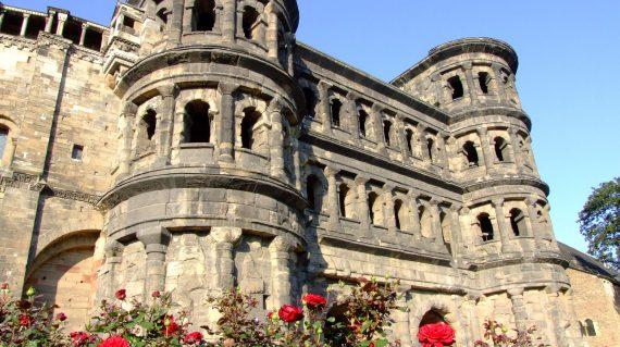 Porta Nigra in Trier Foto: Tourist-Information Trier