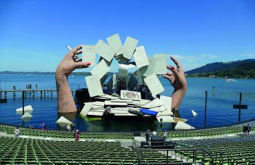 Seebühne in Bregenz Foto: Babs Müller/pixabay.de
