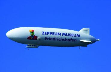 Zeppelin Foto: Jürgen Sieber/pixabay.de