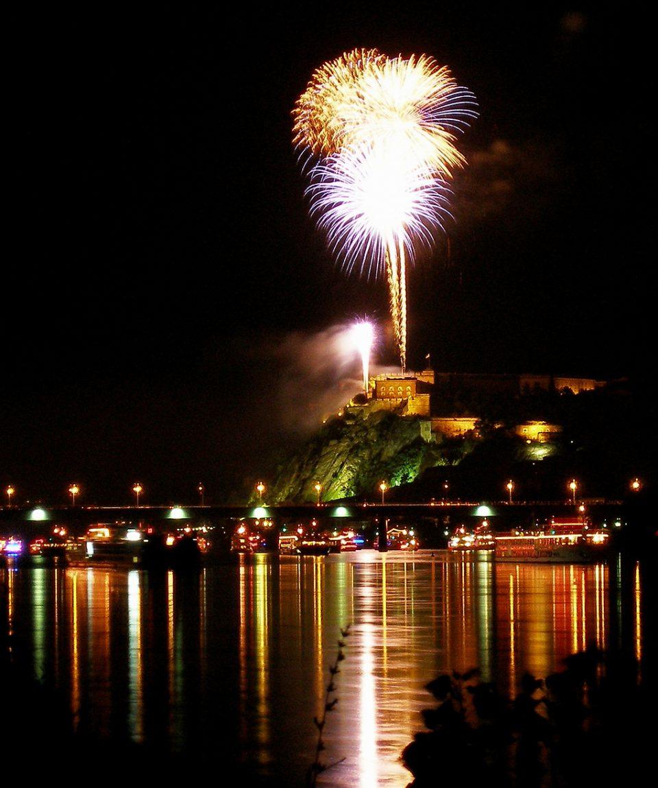 Koblenz Foto: Claudia Hautumm/pixelio.de