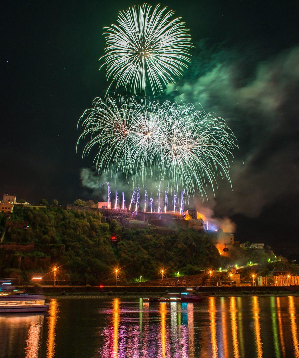 Rhein in Flammen Foto: pixabay.de