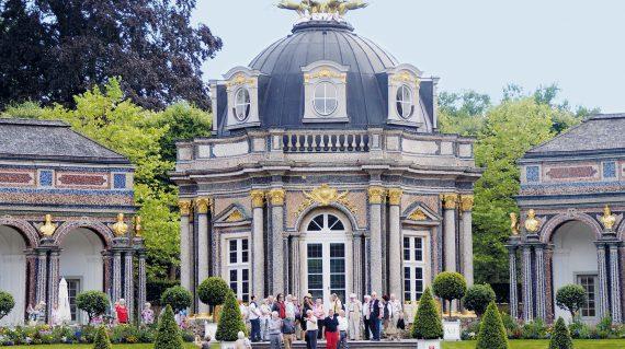 Hermitage Schloss Bayreuth Foto: pixabay.de