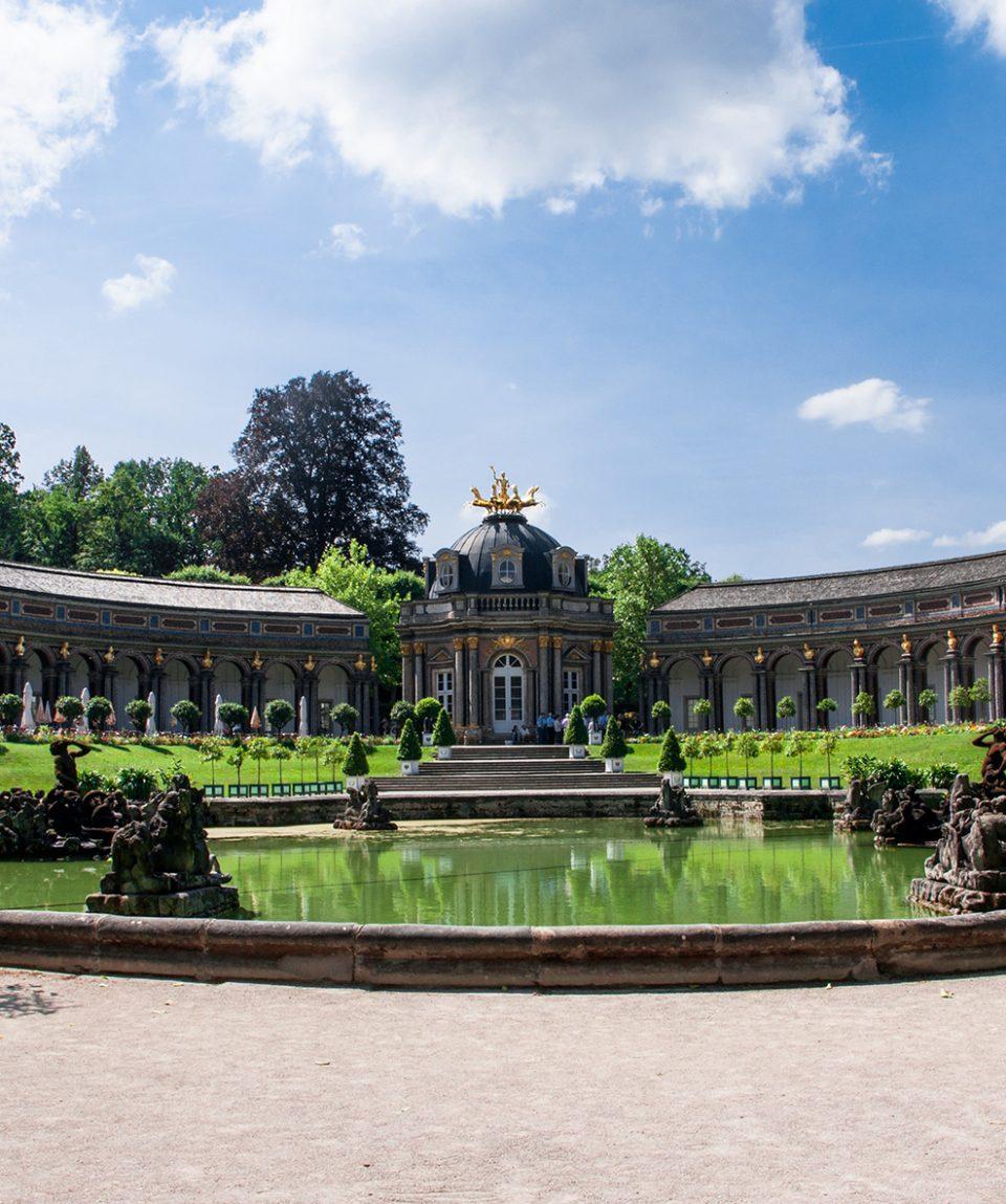 Schloss Bayreuth Foto: pixabay.de