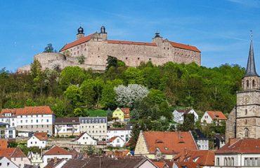 Blick auf Kulmbach Foto: Stadt Kulmbach